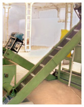 Conveyer for Material Handling